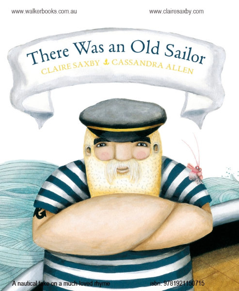 There was an old sailor book cover 3