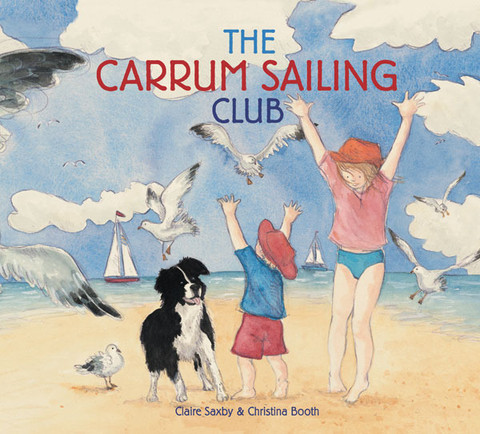Carrum Sailing Club written by Claire Saxby