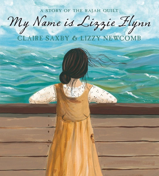 My Name is Lizzie Flynn book cover