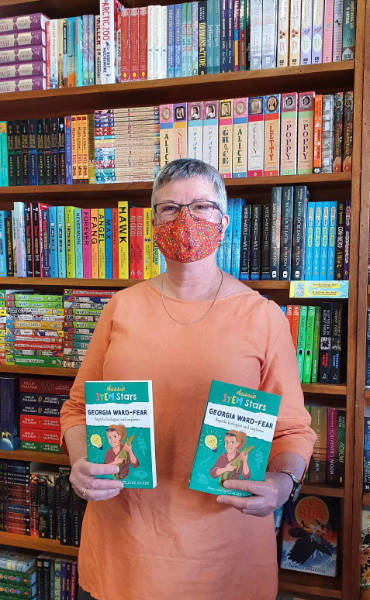 Claire Saxby visits The Little Bookroomhop 3