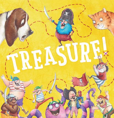 Treasure! Book cover