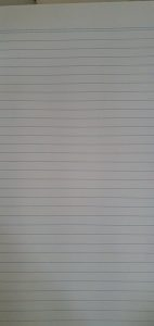 A New Blank Page