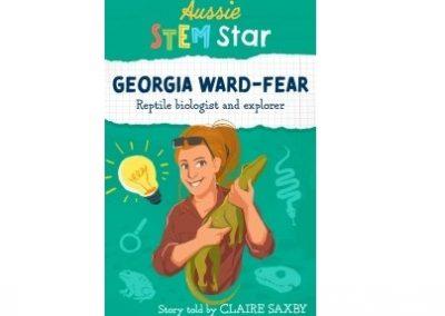 Aussie Stem Stars: Georgia Ward-Fear