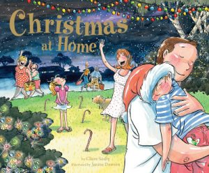 Christmas at Home Front Cover of Book