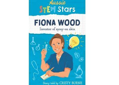 Aussie Stem Stars: Fiona Wood