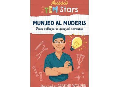 Aussie STEM Stars: Munjed Al Muderis