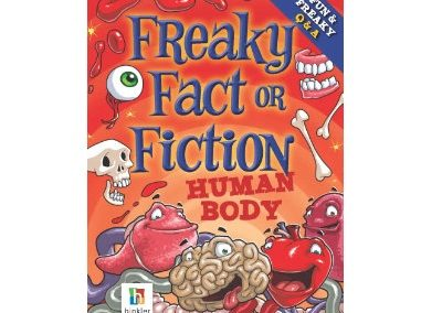 Freaky Fact or Fiction – Human Body