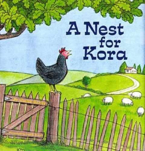 A Nest for Kora book cover