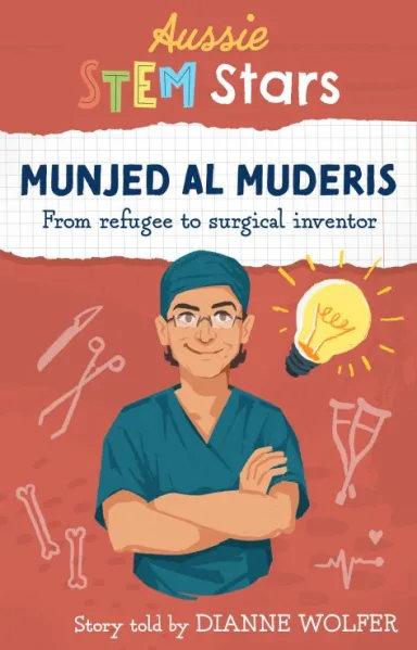 Aussie STEM Stem Munjed Al Muderis