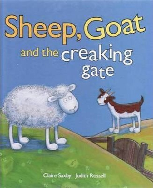 Sheep goat and the creaking gate